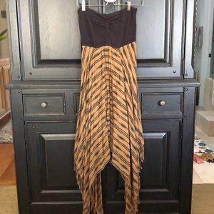 Billabong Tube Top Strapless Dress